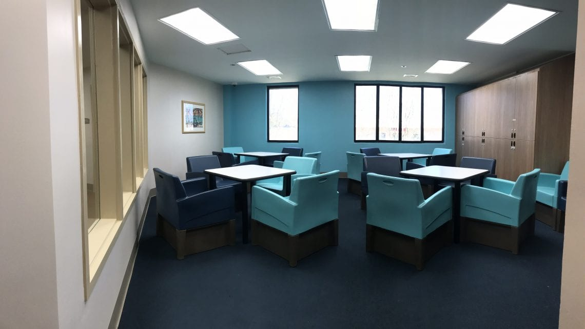 Gulf Port Behavioral Quiet Room